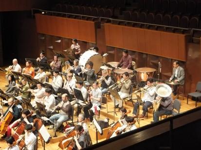 管楽器・打楽器奏者