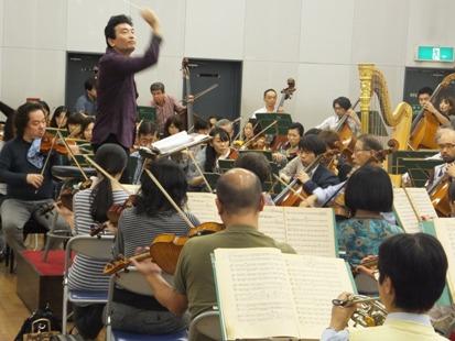 マエストロとオーケストラ
