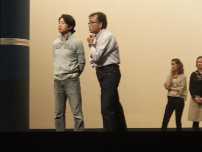 成田博之さんと鹿野由之さん
