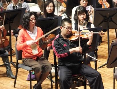 コンサートマスターは長原幸太です!