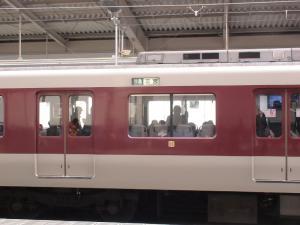 阪神線内の近鉄電車
