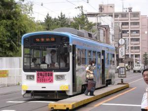 今年もチンチン電車は帝塚山音楽祭仕様