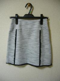 台形ミニスカート : A/R