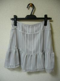 シフォン・ミニスカート : MISCH MASCH