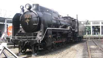 D51形1号機