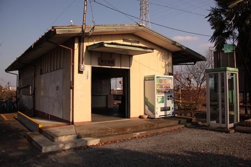 東大垣駅駅舎