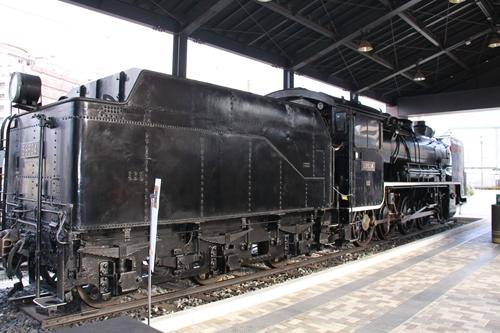 9600型59634号バック