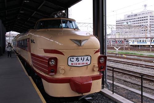 クハ481形603号機