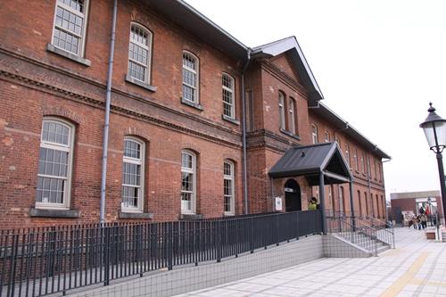 北九州鉄道記念館展示資料館