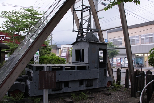 旧軽井沢駅舎記念館デキ12