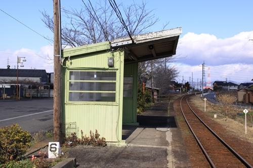 樽見鉄道美江寺駅待合所
