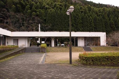 二俣駅ホーム入口