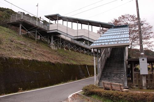 喜多駅全景その2