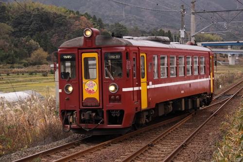 宮村駅気動車