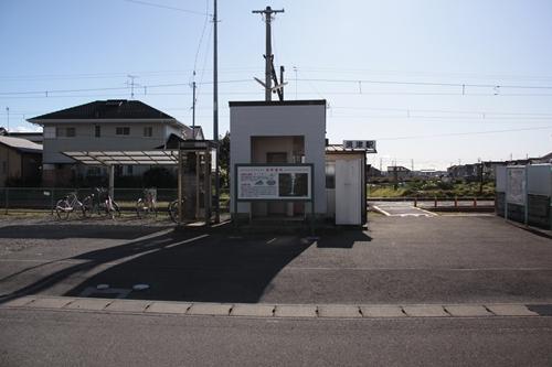 須津駅全景