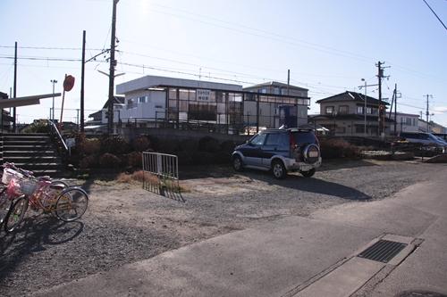 神谷駅全景