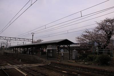 高宮駅ホーム1