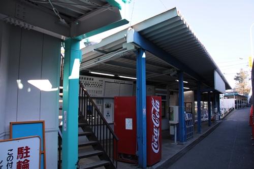 桜橋駅駅舎