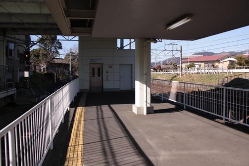 狐ヶ崎駅エレベータ