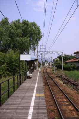 中野駅ホーム