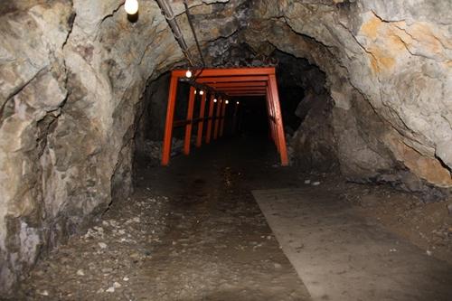 象山地下壕通路