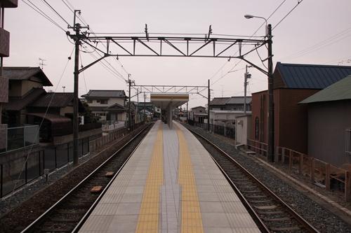 小林駅新浜松方面