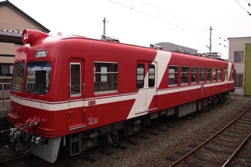 西鹿島駅留置車両