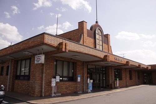 大安駅駅舎
