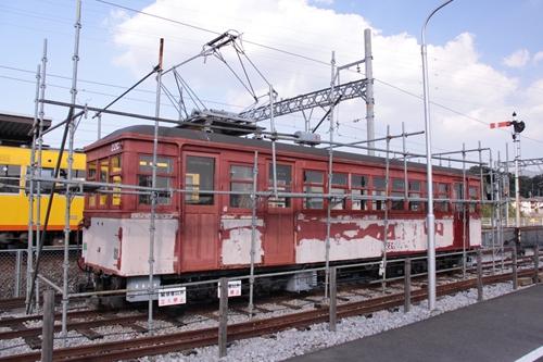 軽便鉄道博物館展示車両その1