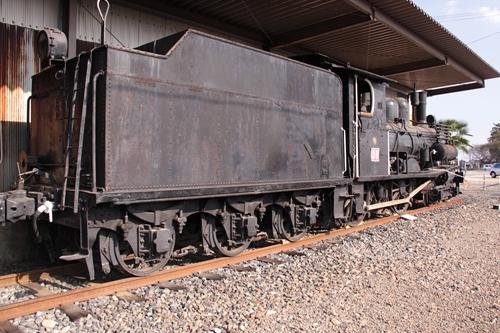 貨物鉄道博物館B4形39号背面