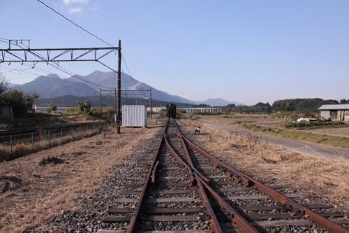 貨物鉄道博物館第二ブロック展示風景全景