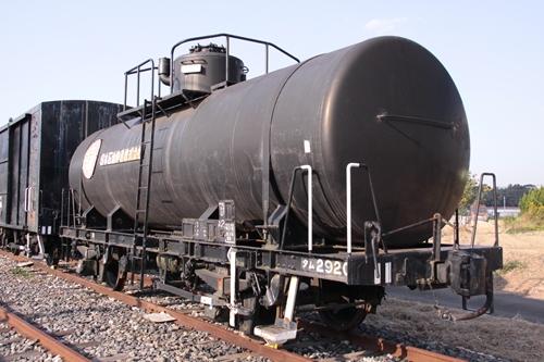 貨物鉄道博物館タム500形2920号背面