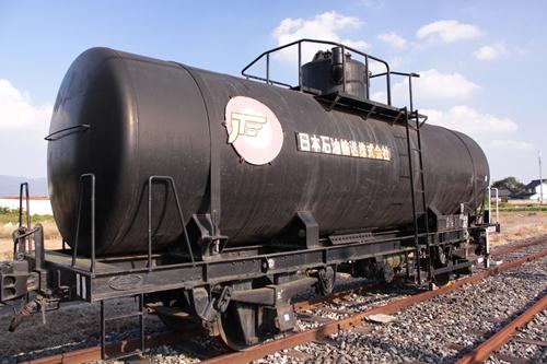 貨物鉄道博物館タム500形2920号正面
