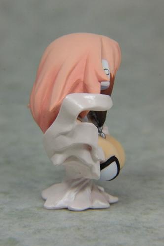 イカロス胸像右側面