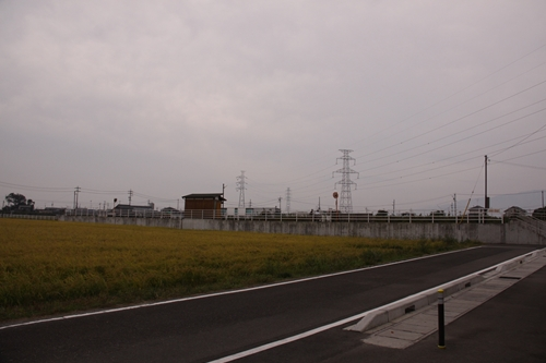 樽見鉄道モレラ岐阜駅ホーム