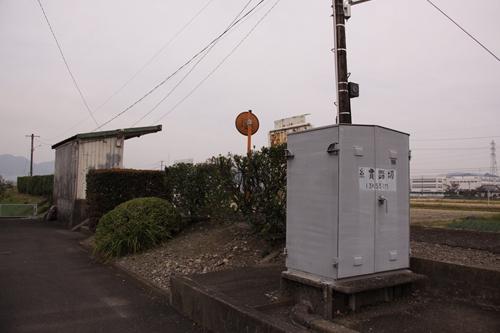 樽見鉄道糸貫駅入口