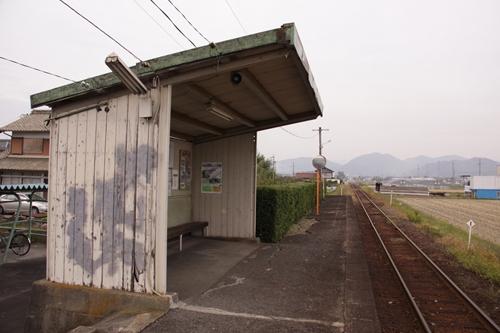 樽見鉄道糸貫駅待合所