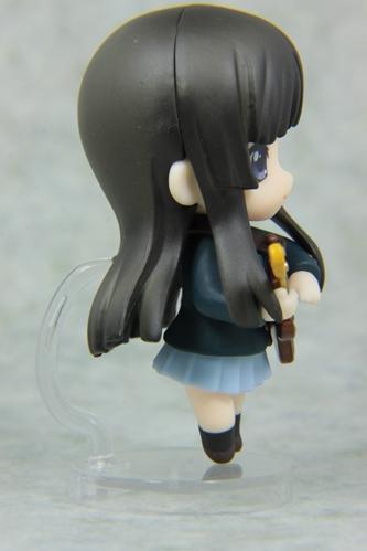 ねんぷちけいおん秋山澪(冬制服)右側面