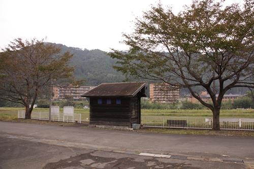 樽見鉄道高科駅全景