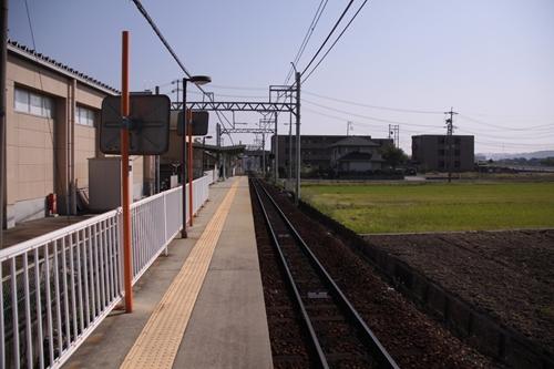 星川駅ホーム西桑名方面
