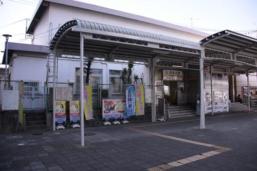 西桑名駅全景