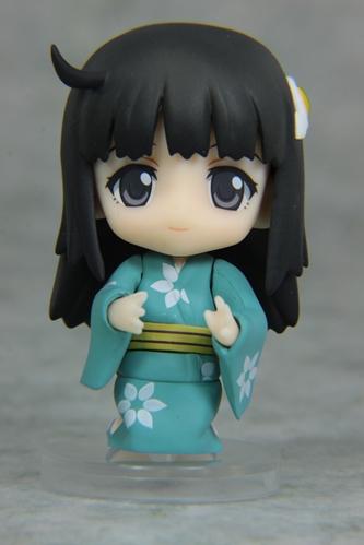 ねんぷち化物語セット其ノ参阿良々木月火パーツ換装