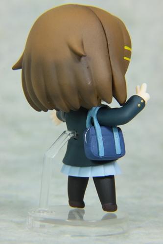 ねんぷちけいおん!セット平沢唯右背面