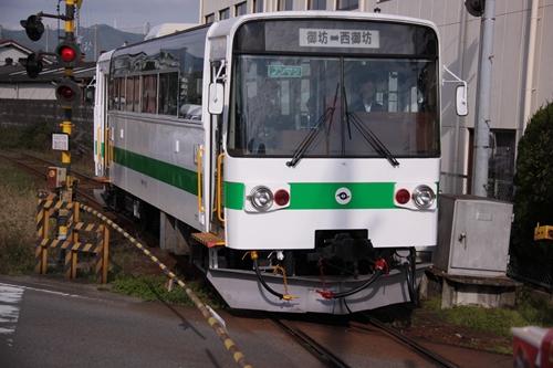紀州鉄道御坊駅車両