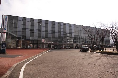 西舞鶴駅全景
