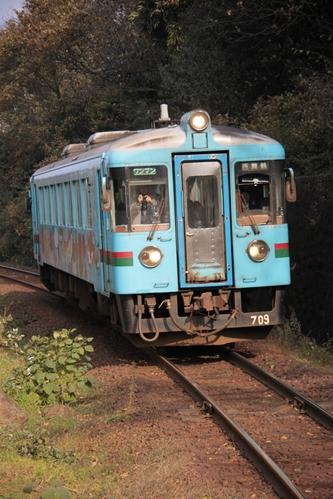 丹後神崎駅電車