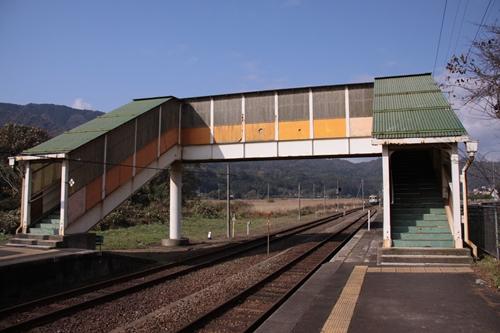 丹後由比駅跨線橋