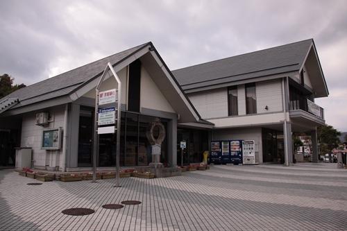 天橋立駅駅舎
