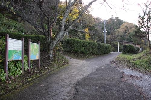 甲山駅入口
