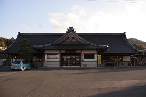 久美浜駅駅舎